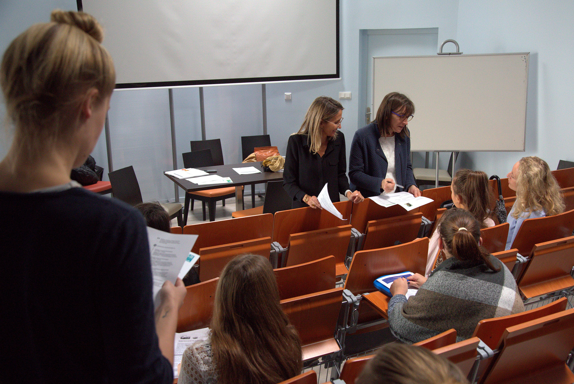 Forum inversé - filière QSE - Interfor Formation Alternance