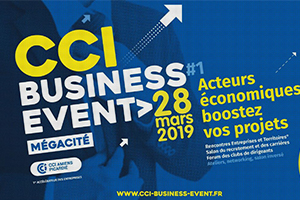CCI Business Event - Interfor Formation Alternance